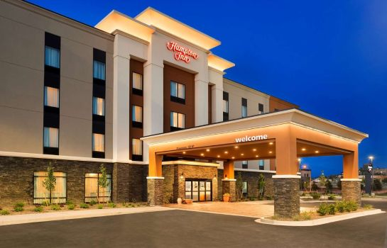 Buitenaanzicht Hampton Inn Kennewick at Southridge WA