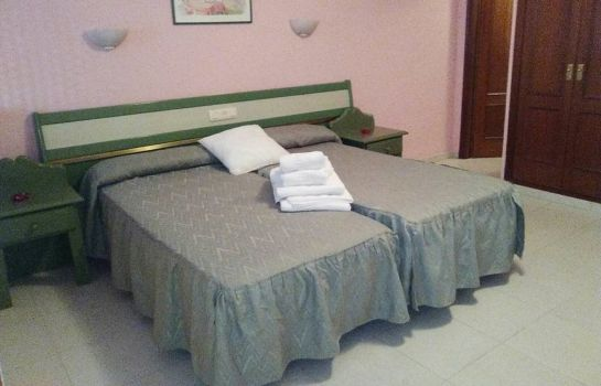 Suite junior La Torre Hostal
