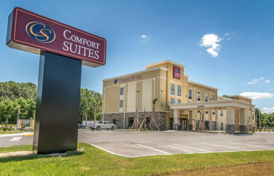 Vista esterna Comfort Suites near Rainbow Springs