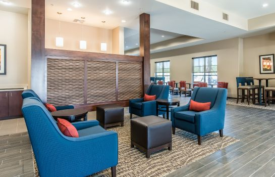 Hall Comfort Suites near Rainbow Springs