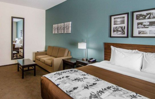 Suite Sleep Inn & Suites Longview North