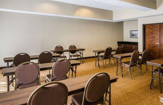 Sala konferencyjna Sleep Inn & Suites Longview North
