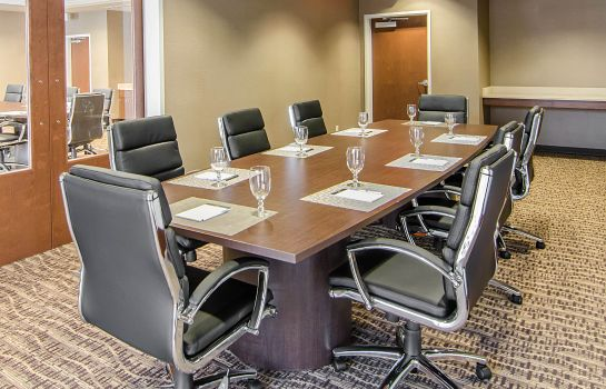 Conference room Comfort Inn & Suites Lynchburg