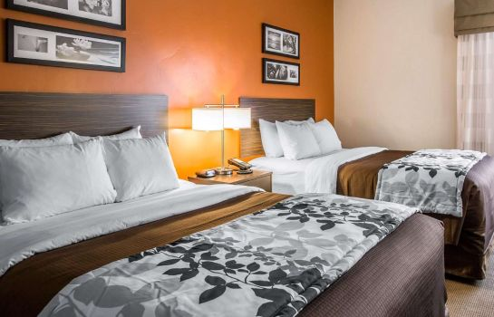 Pokój Sleep Inn & Suites Page at Lake Powell