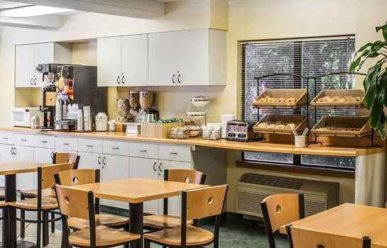 Restaurant Econo Lodge Inn & Suites Raleigh North