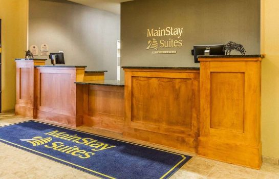Hotelhalle MainStay Suites Stanley