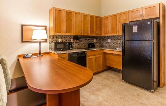Zimmer MainStay Suites Stanley