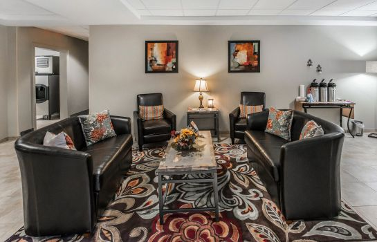 Hotelhalle Suburban Extended Stay Hotel Washington