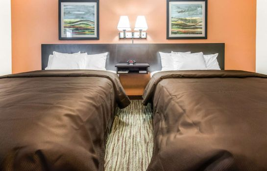Zimmer Suburban Extended Stay Hotel Washington