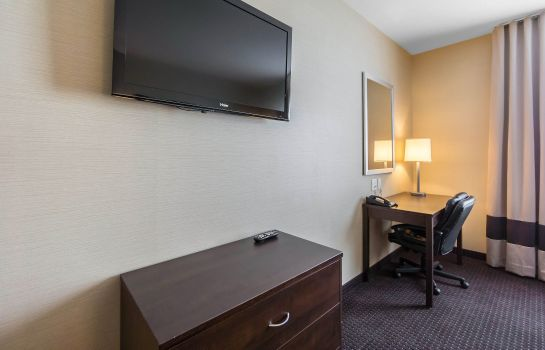 Room Comfort Inn & Suites Fox Creek