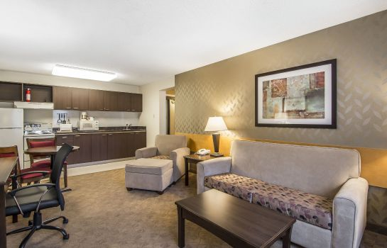 Habitación Quality Inn Quesnel