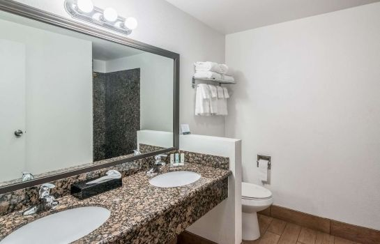 Suite Quality Inn & Suites near Downtown Bakersfield