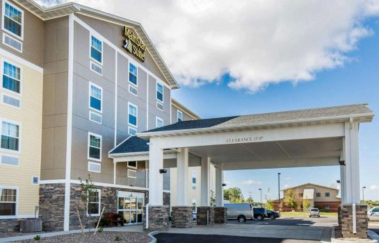 Widok zewnętrzny MainStay Suites Extended Stay Sidney Highway 16