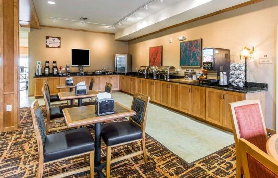Restauracja MainStay Suites Extended Stay Sidney Highway 16