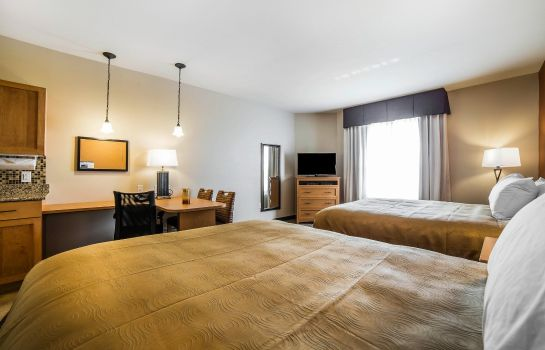 Pokój MainStay Suites Extended Stay Sidney Highway 16