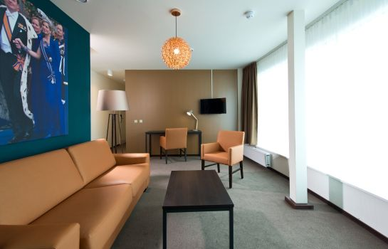 Habitación The Hague Teleport Hotel