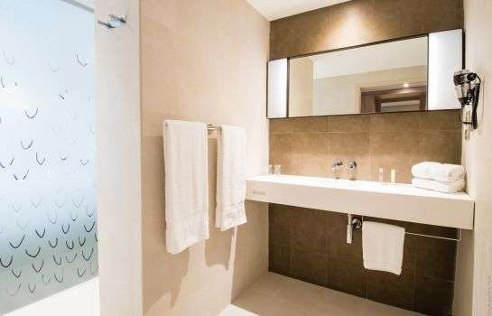 Bagno in camera Simon Hotel