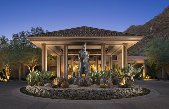 Außenansicht The Canyon Suites at The Phoenician a Luxury Collection Resort Scottsdale