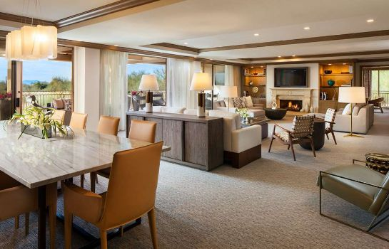 Zimmer The Canyon Suites at The Phoenician a Luxury Collection Resort Scottsdale