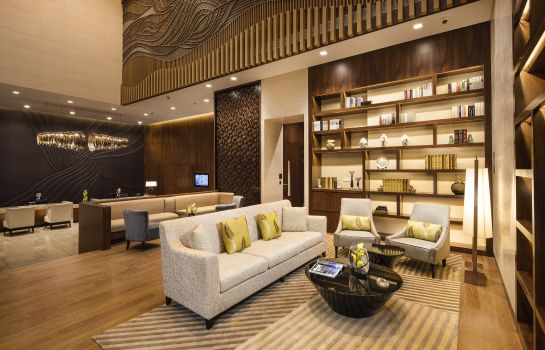 Hotel bar Ascott Central Wuxi