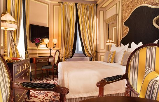Chambre InterContinental Hotels BORDEAUX - LE GRAND HOTEL