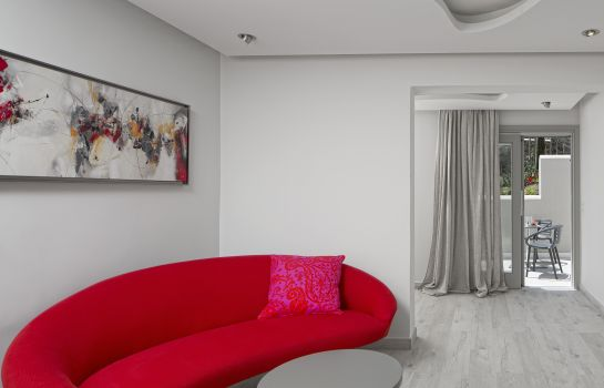 Suite junior Kouros Art Hotel