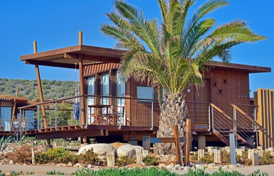 Exterior view Sol House Taghazout Bay - Surf