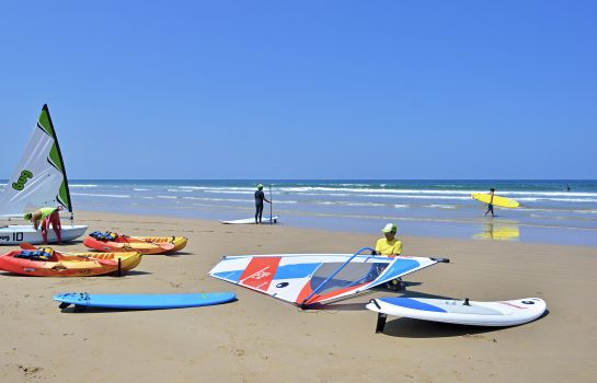 Sports facilities Sol House Taghazout Bay - Surf