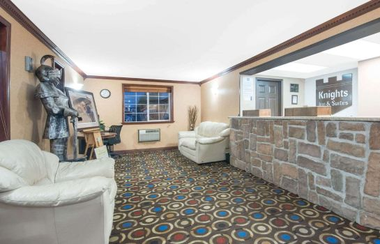 Hotelhal KNIGHTS INN AND SUITES GRAND F