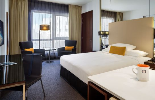 Tweepersoonskamer (comfort) Centro Capital Doha by Rotana
