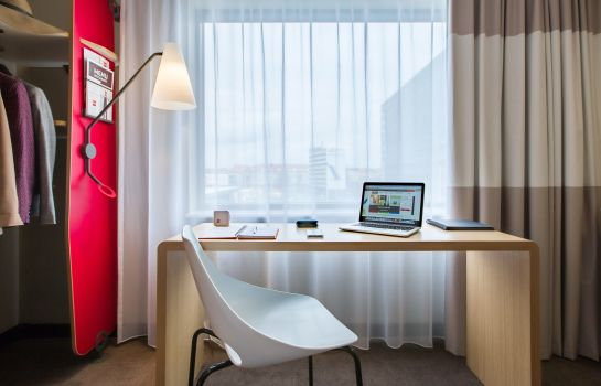 Chambre double (standard) ibis Wroclaw Centrum