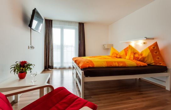 Tweepersoonskamer (standaard) Anstatthotel Business Apartments