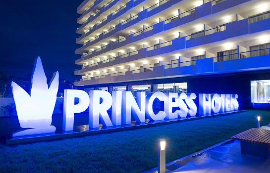 Information SENTIDO Gran Canaria Princess - Adults Only