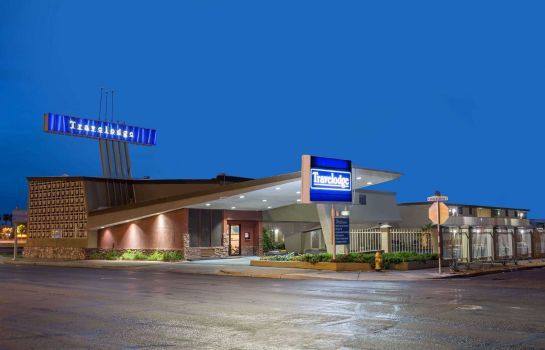 Buitenaanzicht Travelodge Phoenix Downtown