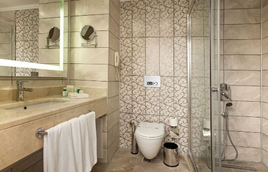 Bagno in camera Luna Blanca Resort & Spa - All Inclusive