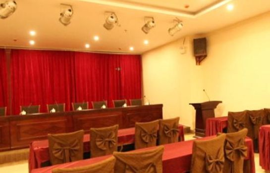 Eventos Green Tree Inn Fuyang Railway Station Business Hotel (Domestic only)