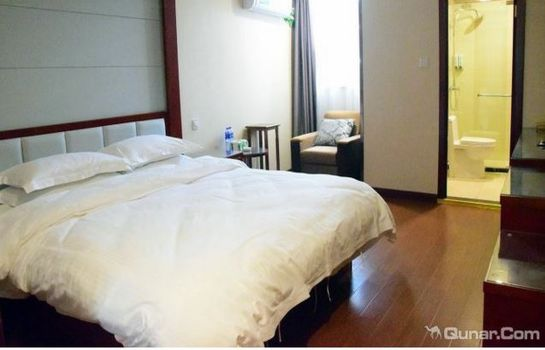Vista all'interno Green Tree Inn Fuyang Railway Station Business Hotel (Domestic only)