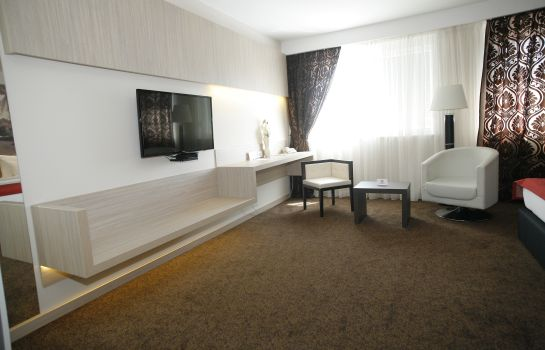 Habitación doble (confort) City Hotel Mostar