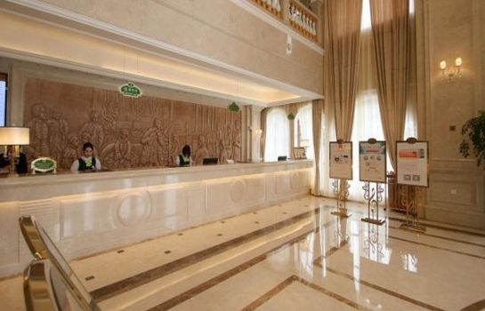 Reception Vienna International Hotel Songjiang Development
