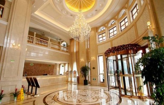 Lobby Vienna International Hotel Songjiang Development