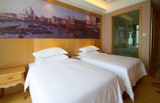 Double room (standard) Vienna International Hotel Songjiang Development