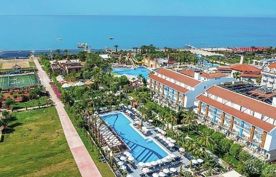 Buitenaanzicht Belek Beach Resort
