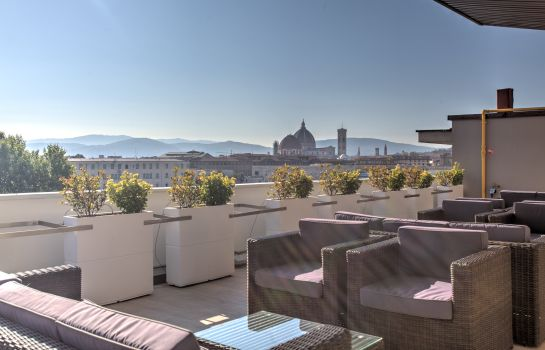 Terrasse MH Florence Hotel&Spa