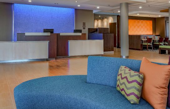 Hall Fairfield Inn & Suites Snyder