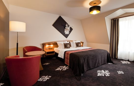 Chambre double (standard) Parkhotel Heidehof Conference & SPA Long Stay