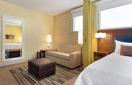 Chambre Home2 Suites By Hilton-Cleveland Beachwood