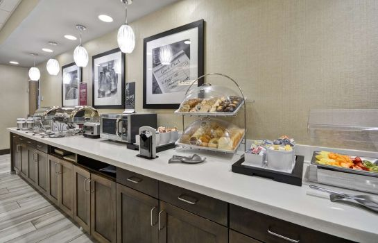 Restaurante Hampton Inn Blue Ash-Cincinnati OH