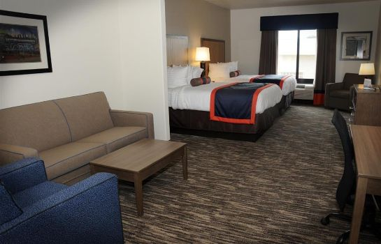 Suite BEST WESTERN PLUS ARDMORE INN