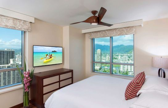 Kamers The Grand Islander by Hilton Grand Vacations
