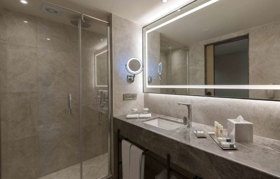 Kamers DoubleTree by Hilton Istanbul - Sirkeci